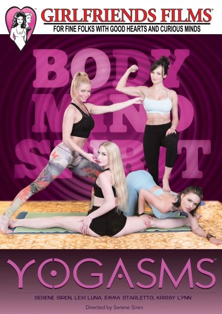 Yogasms DVD