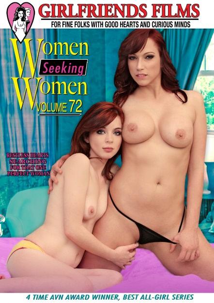 Women Seeking Women #72 DVD