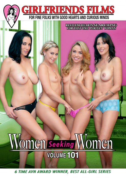 Women Seeking Women #101 DVD
