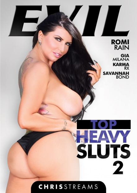 Top Heavy Sluts #02 DVD