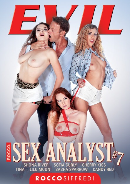 Rocco Sex Analyst #07 DVD