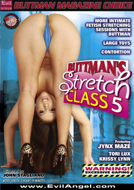 Stretch Class #05 DVD