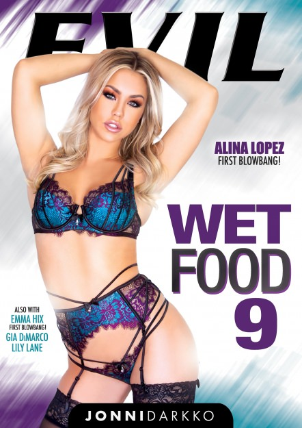 Wet Food #09 DVD