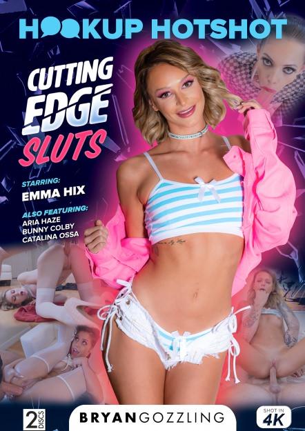 Hookup Hotshot: Cutting Edge Sluts DVD