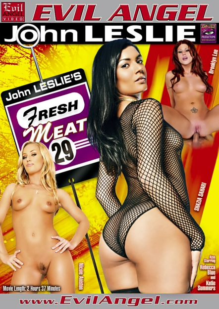 Fresh Meat #29 DVD