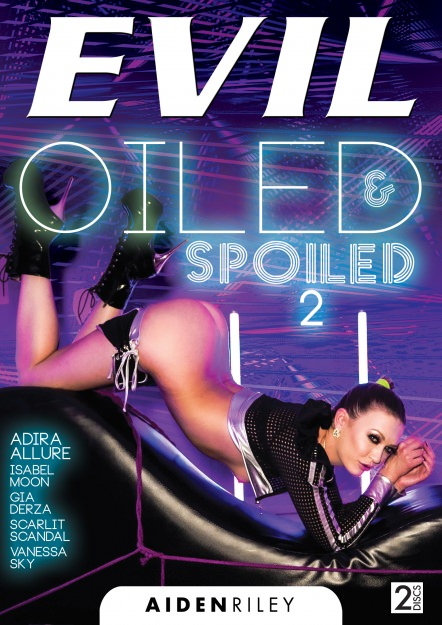 Oiled & Spoiled #02 DVD