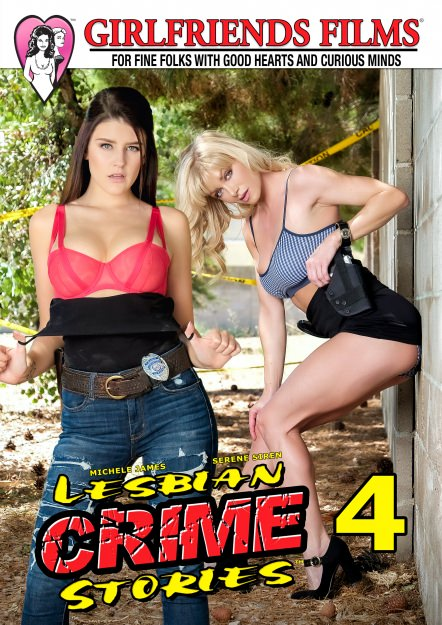 Lesbian Crime Stories #04 DVD
