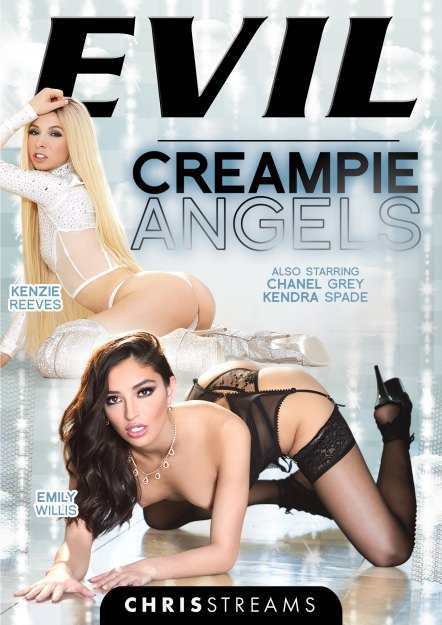 Creampie Angels DVD
