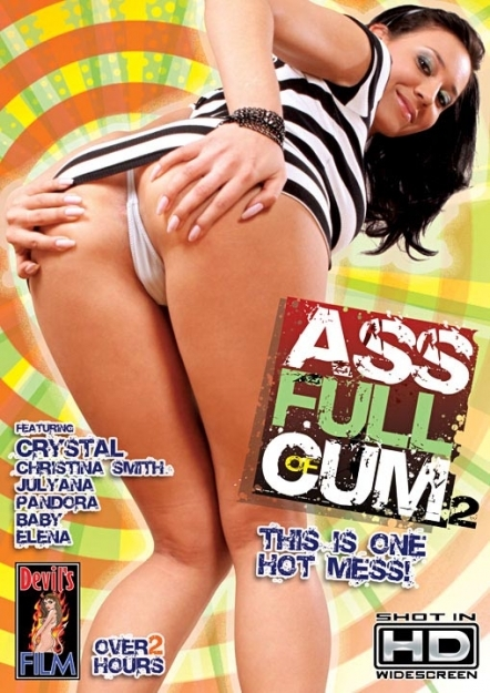 Ass Full Of Cum #02