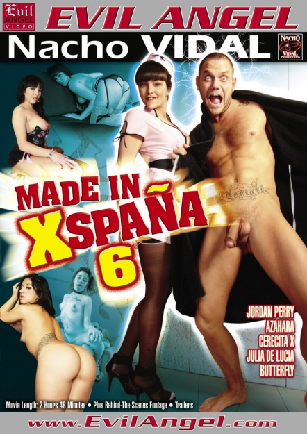 Made in Xspana #06 DVD
