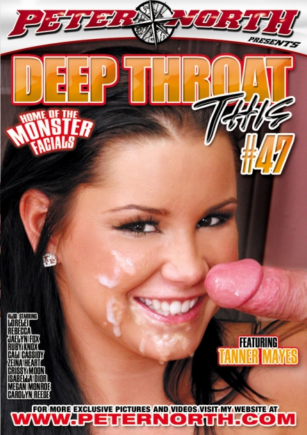 Deep Throat This #47 Part 2 DVD