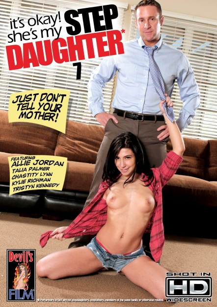 It's Okay She's My Stepdaughter #07 DVD