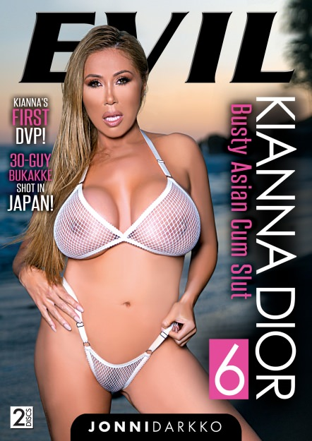 Kianna Dior Busty Asian Cum Slut #06