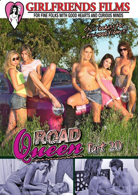 Road Queen #20 DVD