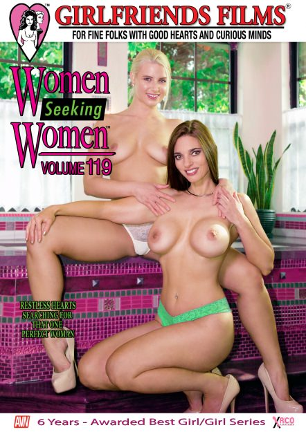 Women Seeking Women #119 DVD