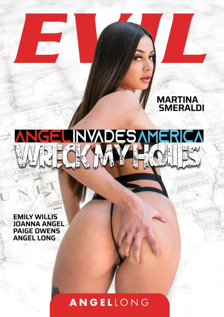 Angel Invades America: Wreck My Holes DVD