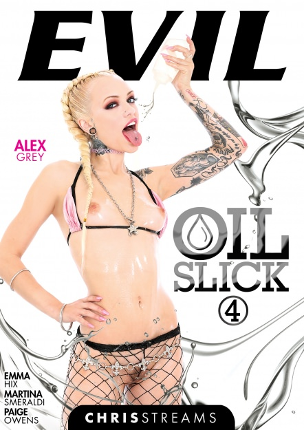 Oil Slick #04 DVD