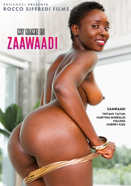My Name Is Zaawaadi DVD