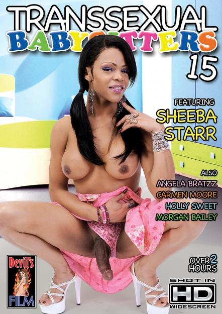 Transsexual Babysitters #15 DVD