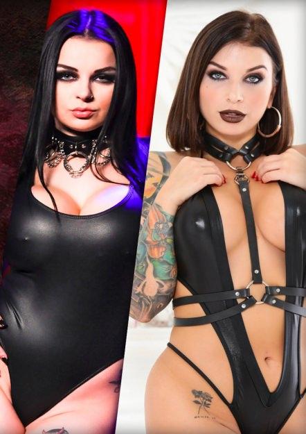 Evil Shows - Ivy Lebelle & Payton Preslee