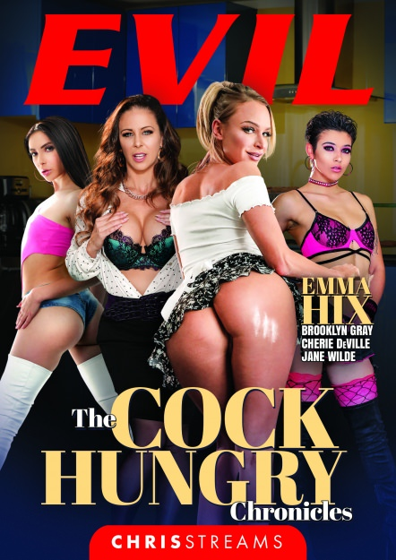 The Cock Hungry Chronicles DVD