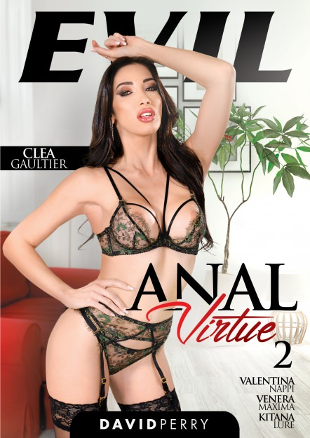Anal Virtue #02 DVD