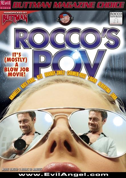 Rocco's POV DVD