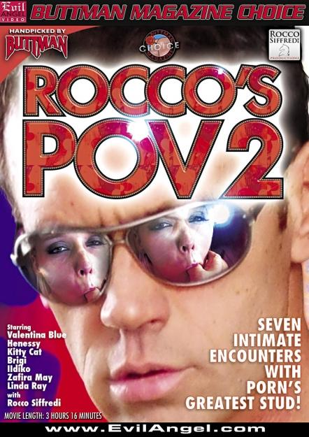 Rocco's POV #02 DVD