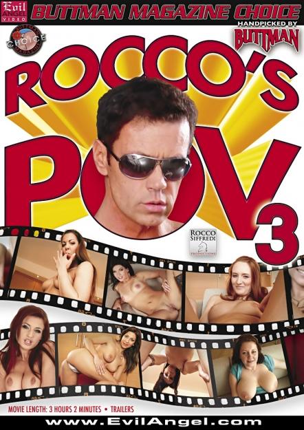 Rocco's POV #03 DVD