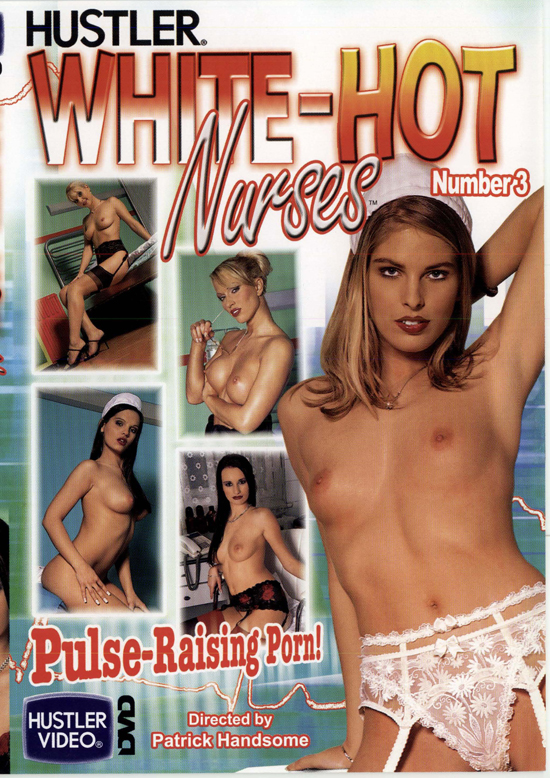 White Hot Nurses #3 DVD