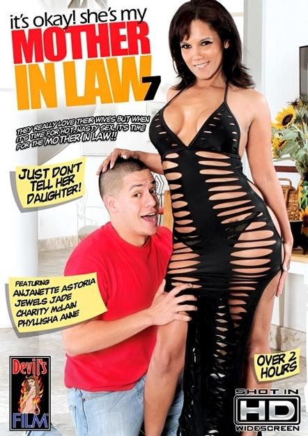 It's Okay She's My Mother In Law #07 DVD