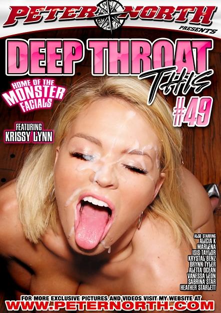 Deep Throat This #49 Part 2 DVD