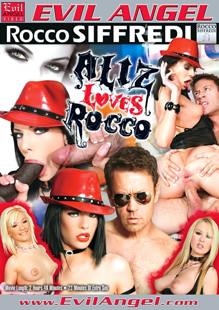Aliz Loves Rocco DVD