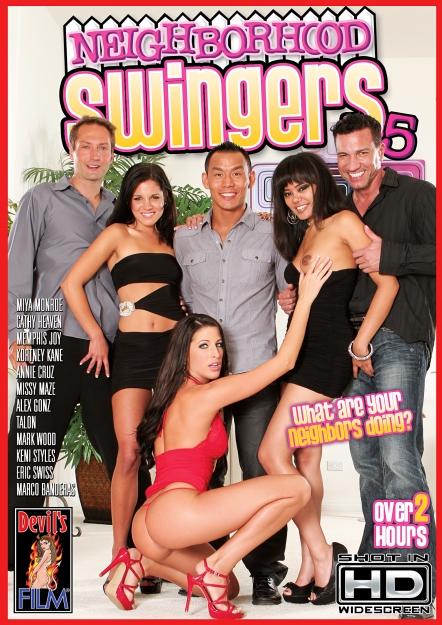 Neighborhood Swingers #05 DVD