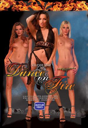 Dance on Fire #1 DVD