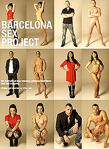 Barcelona Sex Project DVD