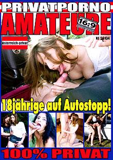 AMATEURE - 18jahrige auf Autostopp!