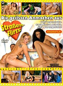 Die geilsten Anmachen aus Strassenflirts DVD