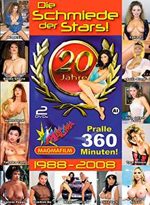 Die Schmiede der Stars - 20 Jahre Magma DVD