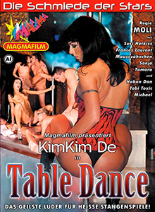 Table Dance DVD