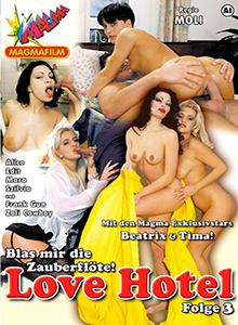 Love Hotel DVD
