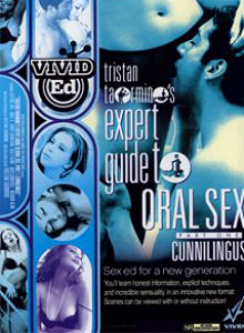 Expert Guide to Oral Sex - Cunnilingus DVD