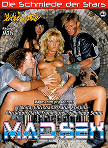 Mad Sex DVD