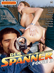 Der Spanner 3 DVD