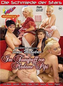 Im Teenypuff von Madame Pipi DVD