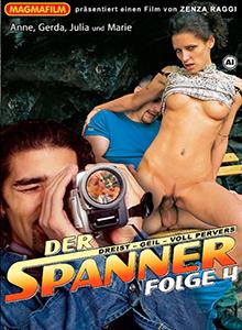 Der Spanner 4 DVD