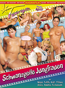 Schwanzgeile Jungfraün DVD