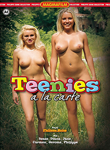 Teenies à la carte DVD