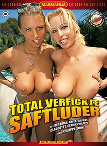 Total verfickte Saftluder DVD