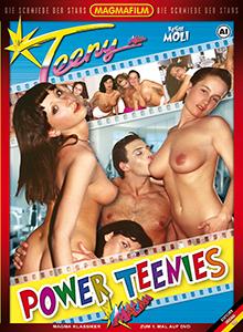 Power Teenies DVD